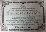 Świerczek Leszek