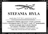 Hyla Stefania