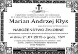 Kłys Marian