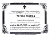Maciąg Teresa
