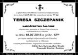 Szczepanik Teresa