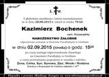 Bochenek Kazimierz