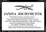 Jochymczyk Janina