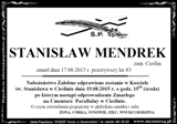 Mendrek Stanisław