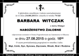 Witczak Barbara