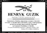 Guzik Henryk