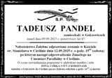 Pandel Tadeusz
