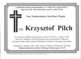 Pilch   Krzysztof