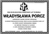 Porcz Władysława