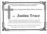 Tracz Janina