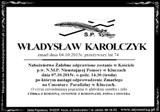 Karolczyk Władysław