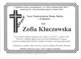 Kluczowska Zofia