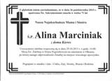 Marciniak Alina
