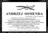 Osmenda Andrzej