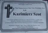 Szot Kazimierz