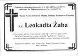 Żaba Leokadia