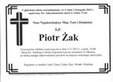 Żak Piotr