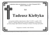 Kiełtyka Tadeusz