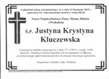 Kluczewska Justyna