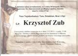 Zub Krzysztof