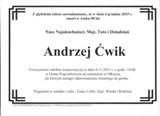 Ćwik Andrzej
