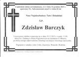Barczyk Zdzisław