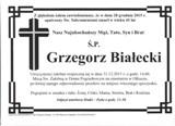 Białecki Grzegorz