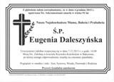 Daleszyńska Eugenia