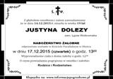 Dolezy Justyna