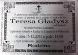 Gładysz Teresa