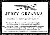 Grzanka Jerzy