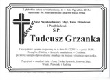 Grzanka Tadeusz