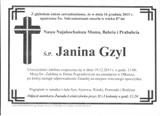 Gzyl Janina