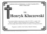 Kluczewski Henryk