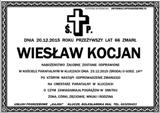 Kocjan Wiesław