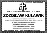 KulawikZdzisław