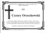 Orzechowski Cezary