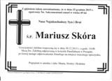 Skóra Mariusz