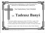 Banyś Tadeusz