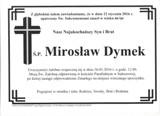 Dymek Mirosław