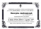 Jędrzejczyk Henryka
