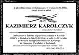 Karolczyk Kazimierz
