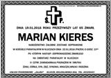 Kieres Marian