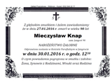 Knap Mieczysław