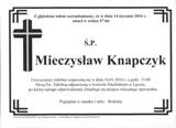 Knapczyk Mieczysław