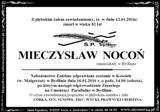 Nocoń Mieczysław