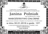 Polniak Janina