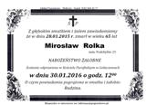 Rolka Mirosław