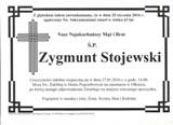 Stojewski Zygmunt