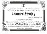 Strojny Leonard